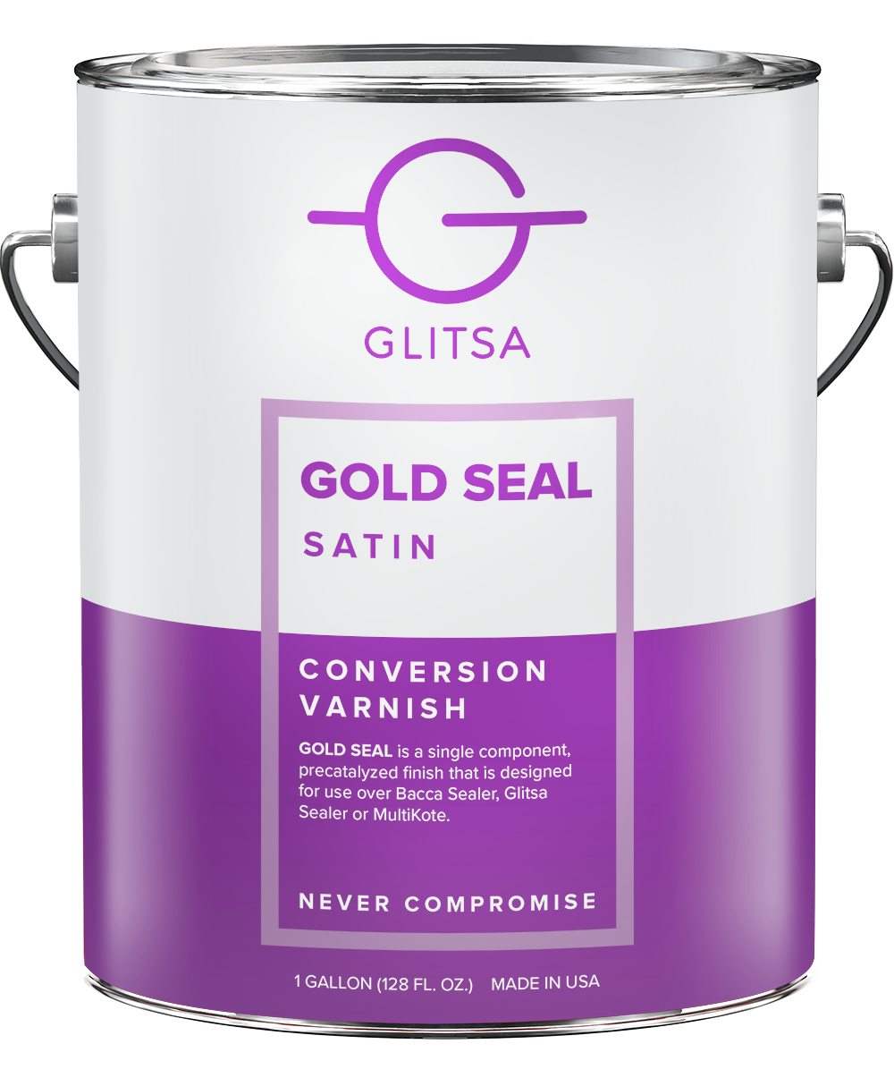 Glitsa Gold Seal